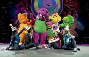 Barney cast