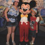 TBT: Disney Vacation